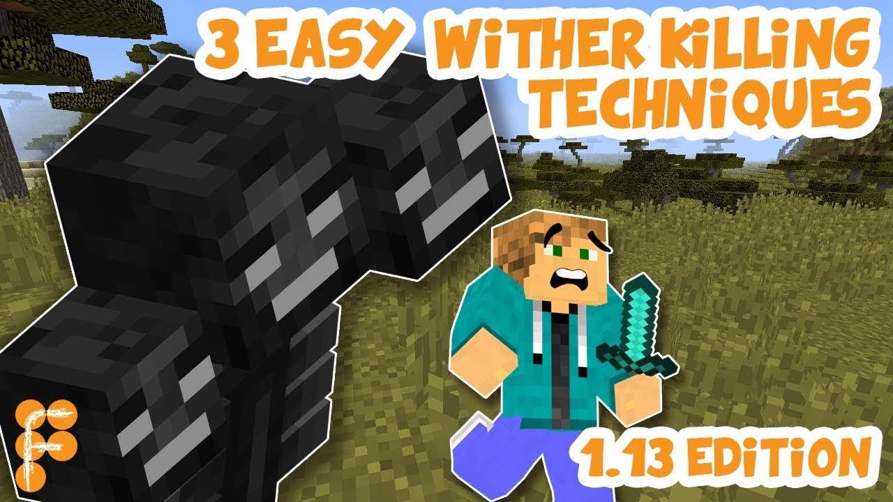3-ways-to-safely-kill-the-Wither-in-1.13-in-under-10-seconds