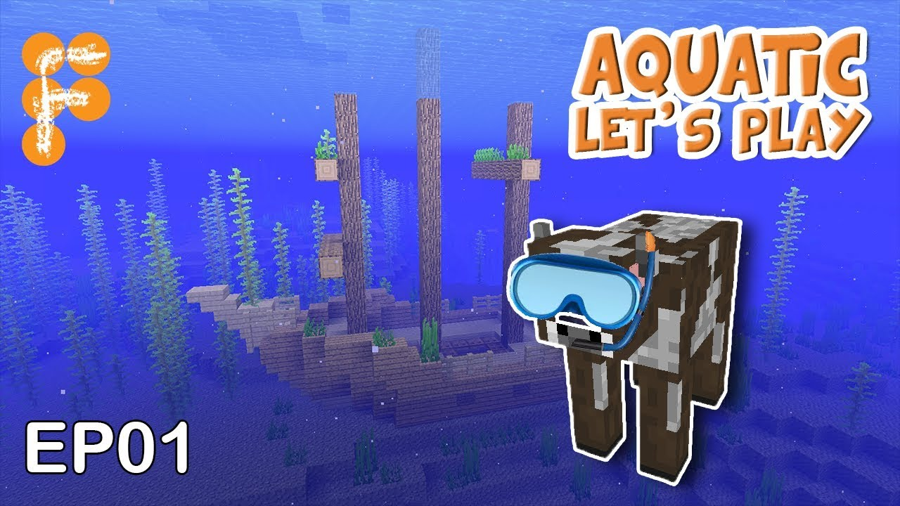 Lets-Play-Aquatic-E01-A-New-Start