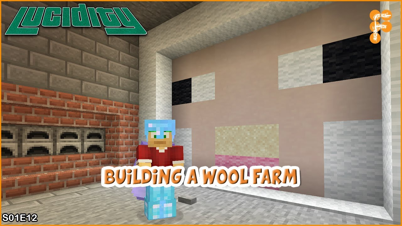 Lucidity-LET39S-MAKE-A-SHEEP-FARM-Minecraft-1.15.1-EP12