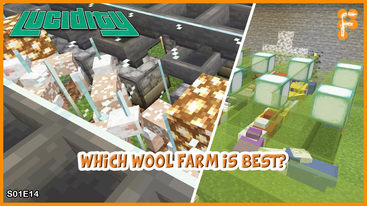 Lucidity-WHICH-IS-THE-BEST-WOOL-FARM-Minecraft-1.15.2-EP-14