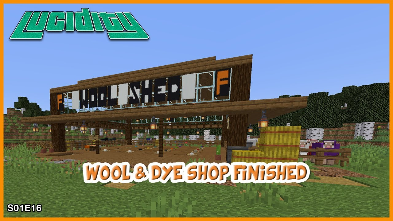 Lucidity-WOOL-amp-DYE-SHOP-FINISHED-Minecraft-1.15.2-EP-16