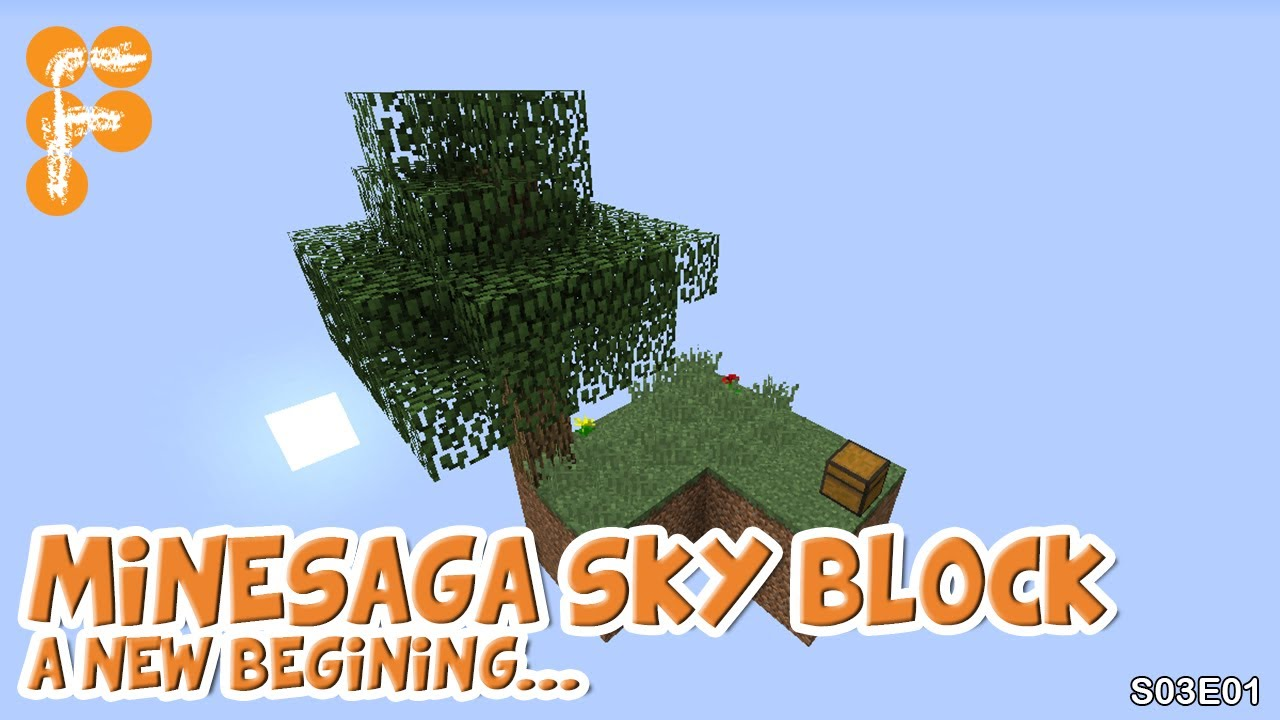 Minesaga-Skyblock-S03E01-Back-on-the-bandwagon-Re-upload