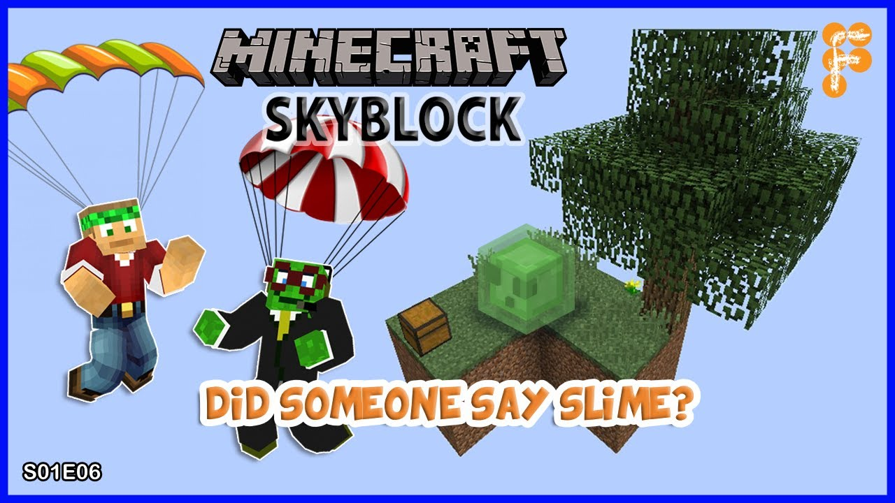 Skyblock-With-BobertPickle.-SLIME-FOR-DAYS-OP-SLIME-FARM-Minecraft-1.15.2-EP6