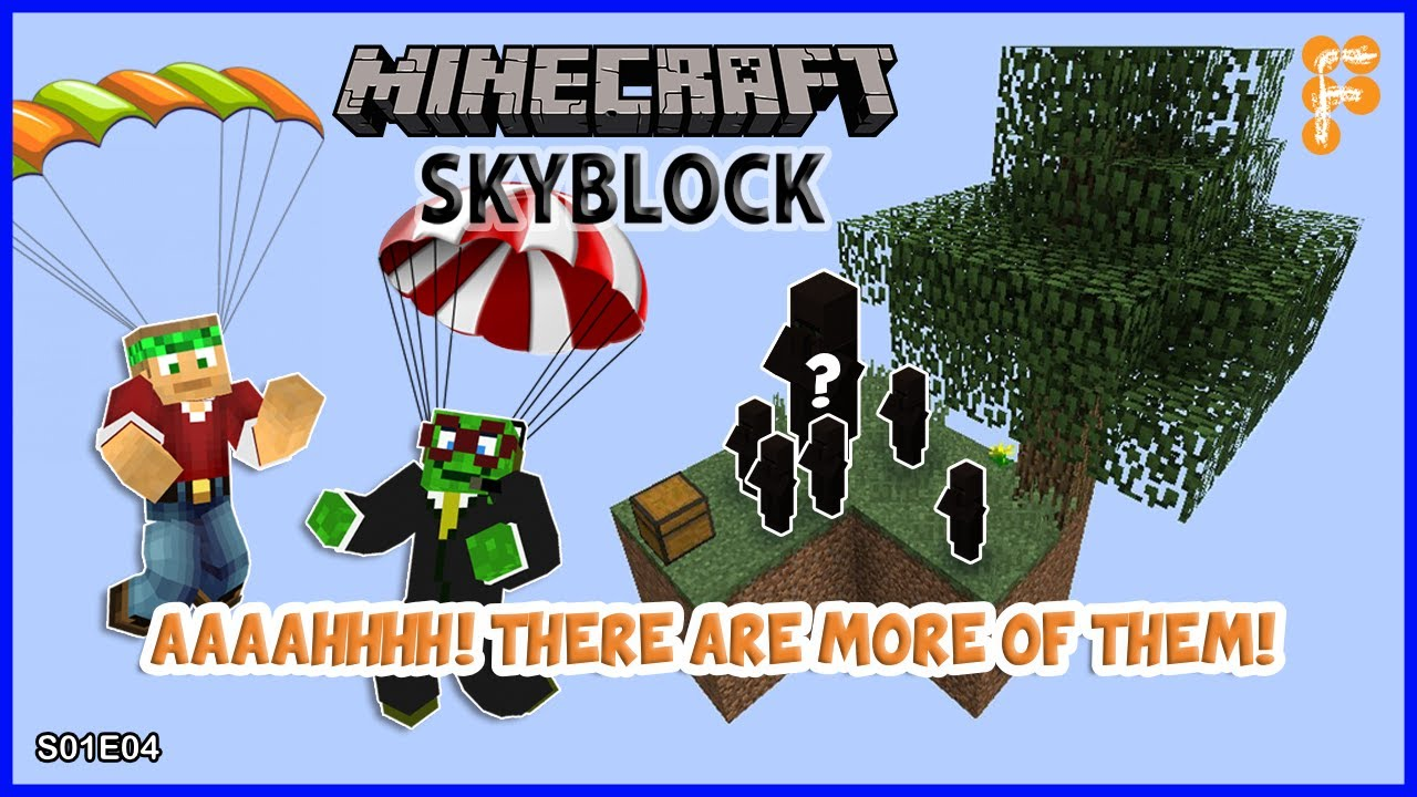 Skyblock-With-BobertPickle.-THERE-ARE-MORE-OF-THEM-Minecraft-1.15.2-EP4
