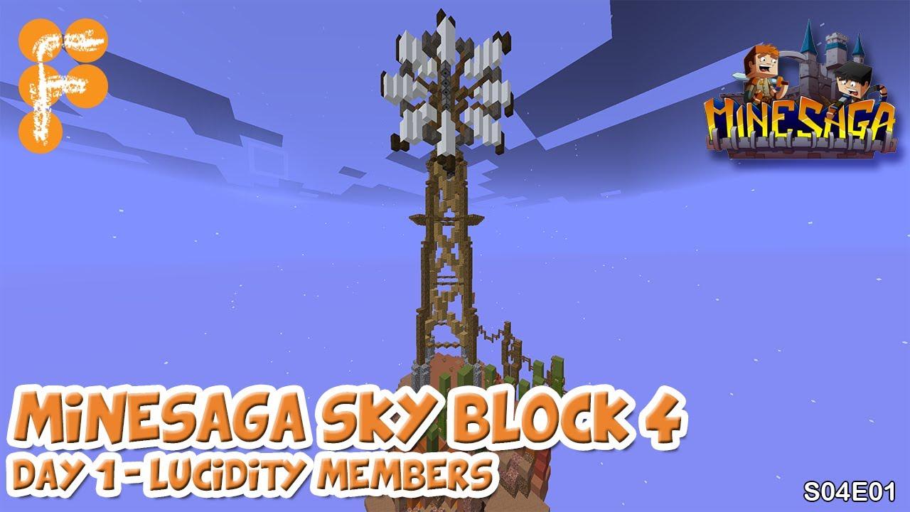 MineSaga-Skyblock-S04E01