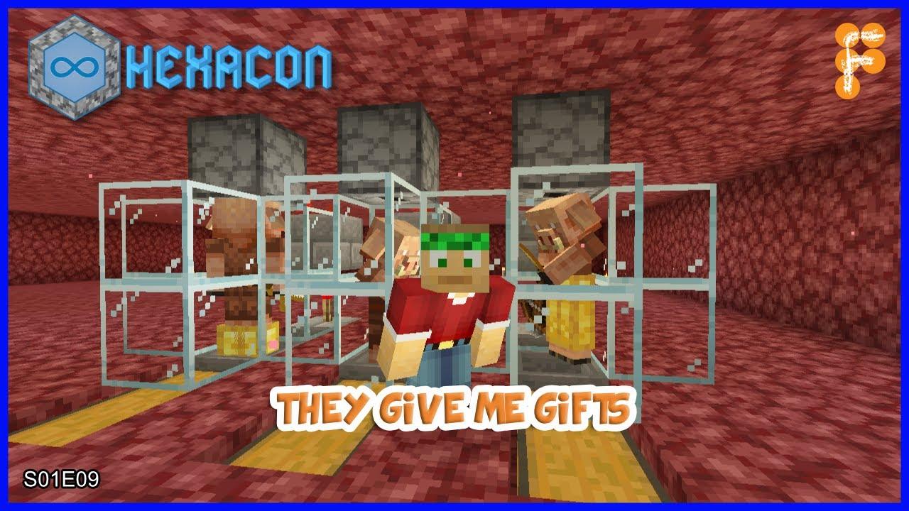 Hexacon-PIGLIN-TRADING-Minecraft-1.16.2-S01E09
