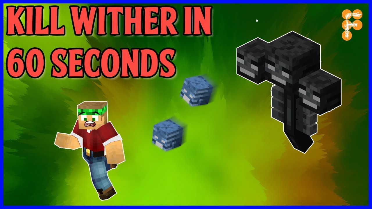 Fastest-Easiest-and-Safest-way-to-Kill-the-Wither-Minecraft-Shorts