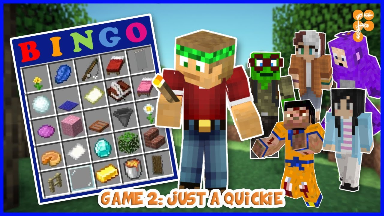 Minecraft-Bingo-with-BobertPickle-RynnEver-Severitis-EC_2727-and-Zixxter-Game-2