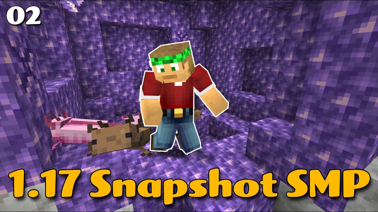Minecraft-1-17-Snapshot-SMP-With-Friends.-Episode-2