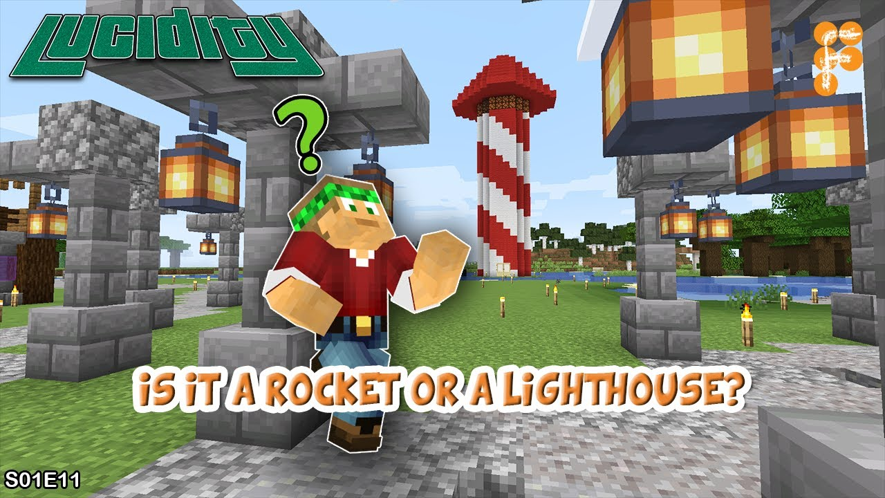 Lucidity-IS-IT-A-ROCKET-OR-A-LIGHTHOUSE-And-we-fix-the-iron-farm.-Minecraft-1.15.1-EP11_9fb286c9